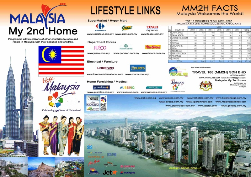 Mm2h Malaysia Visa By Agent Flyer Front